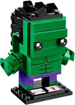 Lego 41592 The Hulk Brick Headz LEG41592