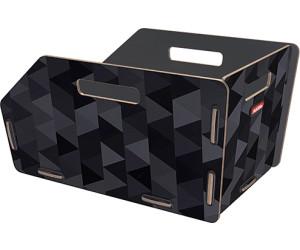 Rixen/&Kaul KLICKfix Kiste für Gepäckträger Fahrradkorb  Radkiste 2 GTA
