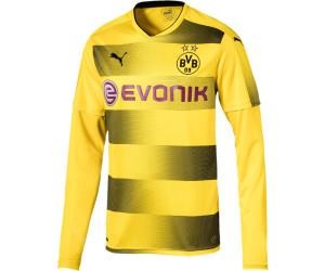 41ad823ab38a5 Buy Puma Borussia Dortmund Home Shirt 2017/2018 Long Sleeved from ...