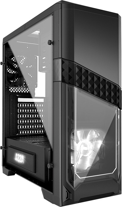 Image of AZZA Titan 240x Window black