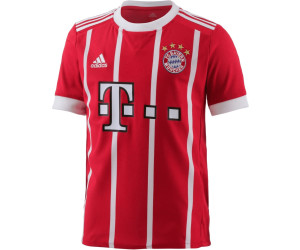 e3773113589c5 Buy Adidas FC Bayern München Home Jersey Youth 2017/2018 from £21.48 ...