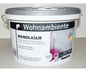 PRIMASTER Wandlasur 2,5 l farblos