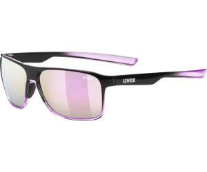 Lunettes de soleil UVEX LGL 33 Polarized Purple //. HanTF