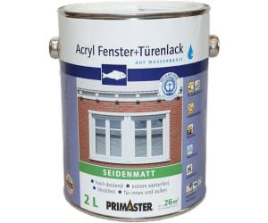 Primaster acryl fenster und t renlack 2 l ab 26 69 - Fenster abdichten acryl ...