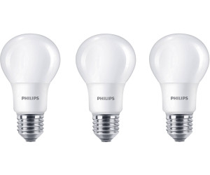 Philips LED 8W(60W) E27 3er Pack ab 7,21 € | Preisvergleich