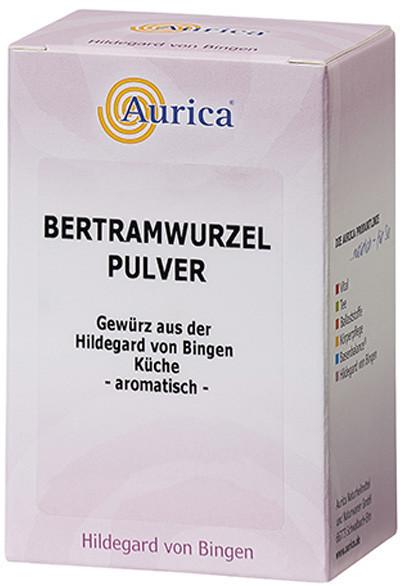 Aurica Bertramwurzelpulver (100 g)