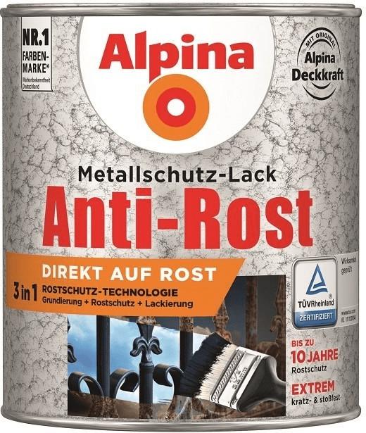 Alpina Anti-Rost 750 ml grün