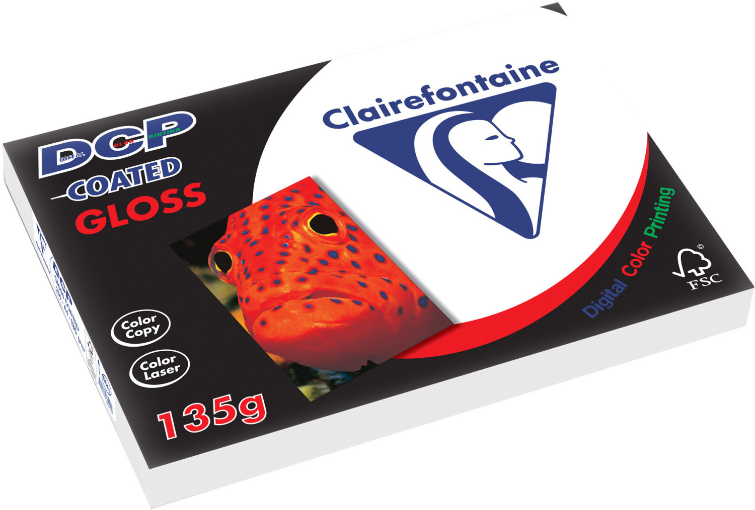 Image of Clairefontaine DCP Coated (6851)