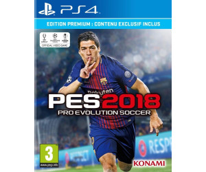 Pro Evolution Soccer 2018: édition Premium (PS4)