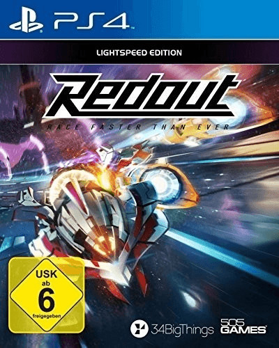 Redout: Lightspeed Edition (PS4)