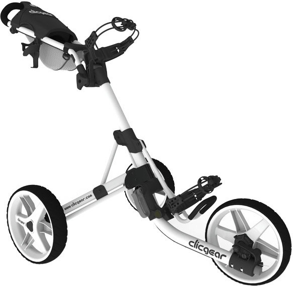 Clicgear Industries Clicgear 3.5 Trolley arctic white