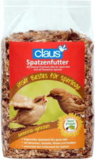 Claus Spatzenfutter 700 g