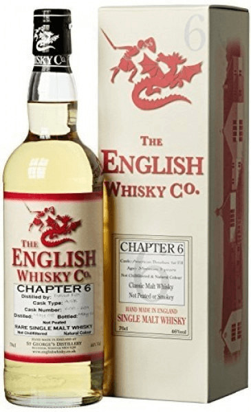 The English Whisky Co. Chapter 6 0,7l 46%