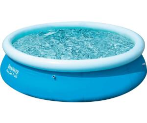 bestway fast set pool 305 x 76 cm ab 37 98 preisvergleich bei. Black Bedroom Furniture Sets. Home Design Ideas