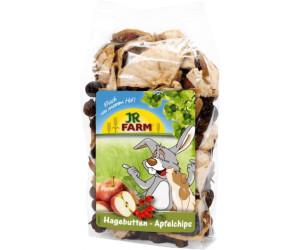 JR FARM Hagebutten Apfelchips 125 g