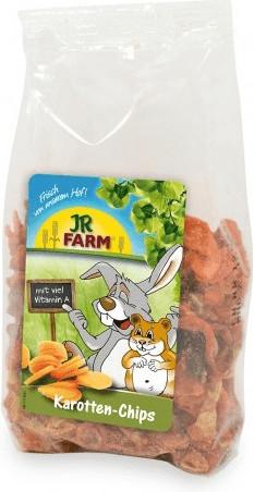 JR FARM Karotten-Chips 125 g
