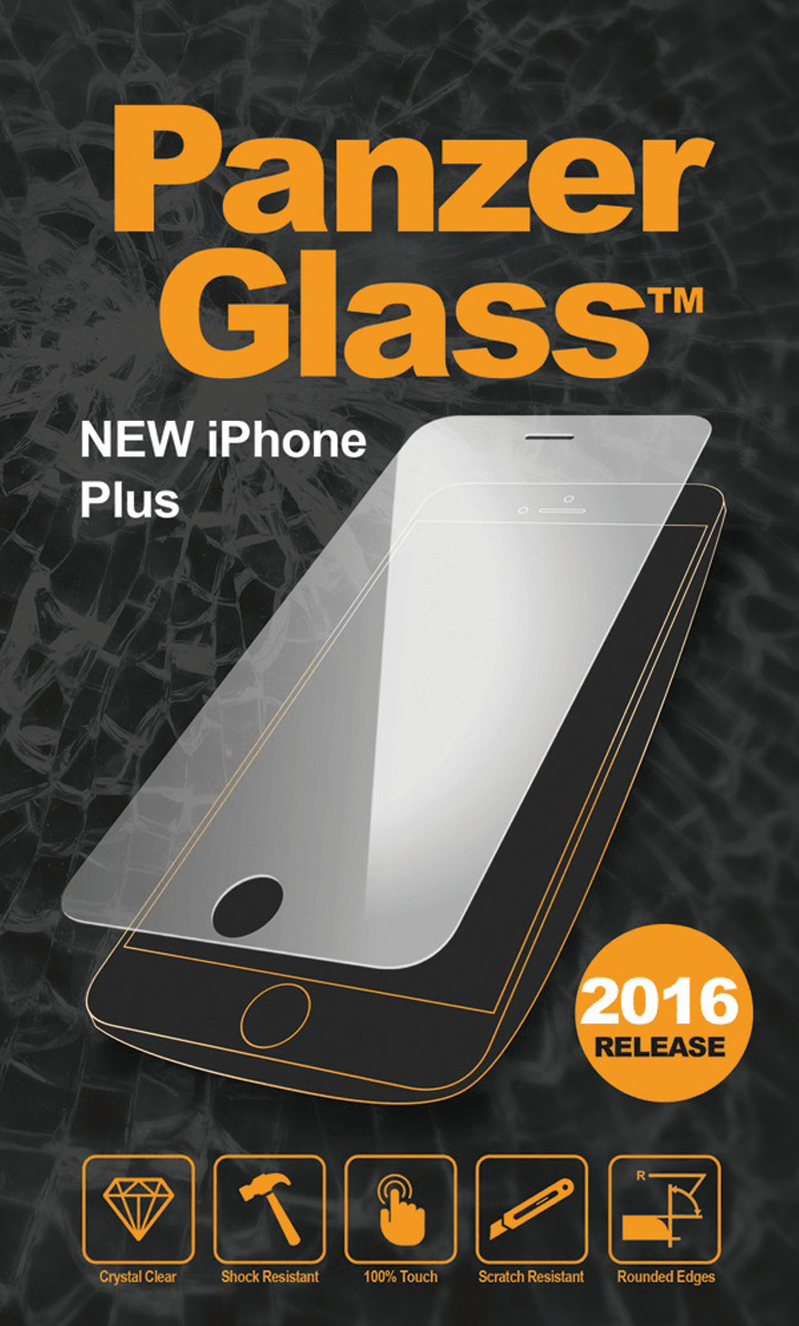 PanzerGlass Screen Protector (Apple iPhone 7 Plus)