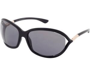 Tom Ford Sonnenbrille FT0008 01B Sonnenbrille Damen WWI3xL1ko