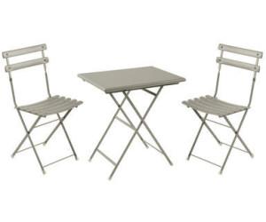 Emu Arc en Ciel Kombi-Set 2 Stühle + 1 Tisch (70x50cm)