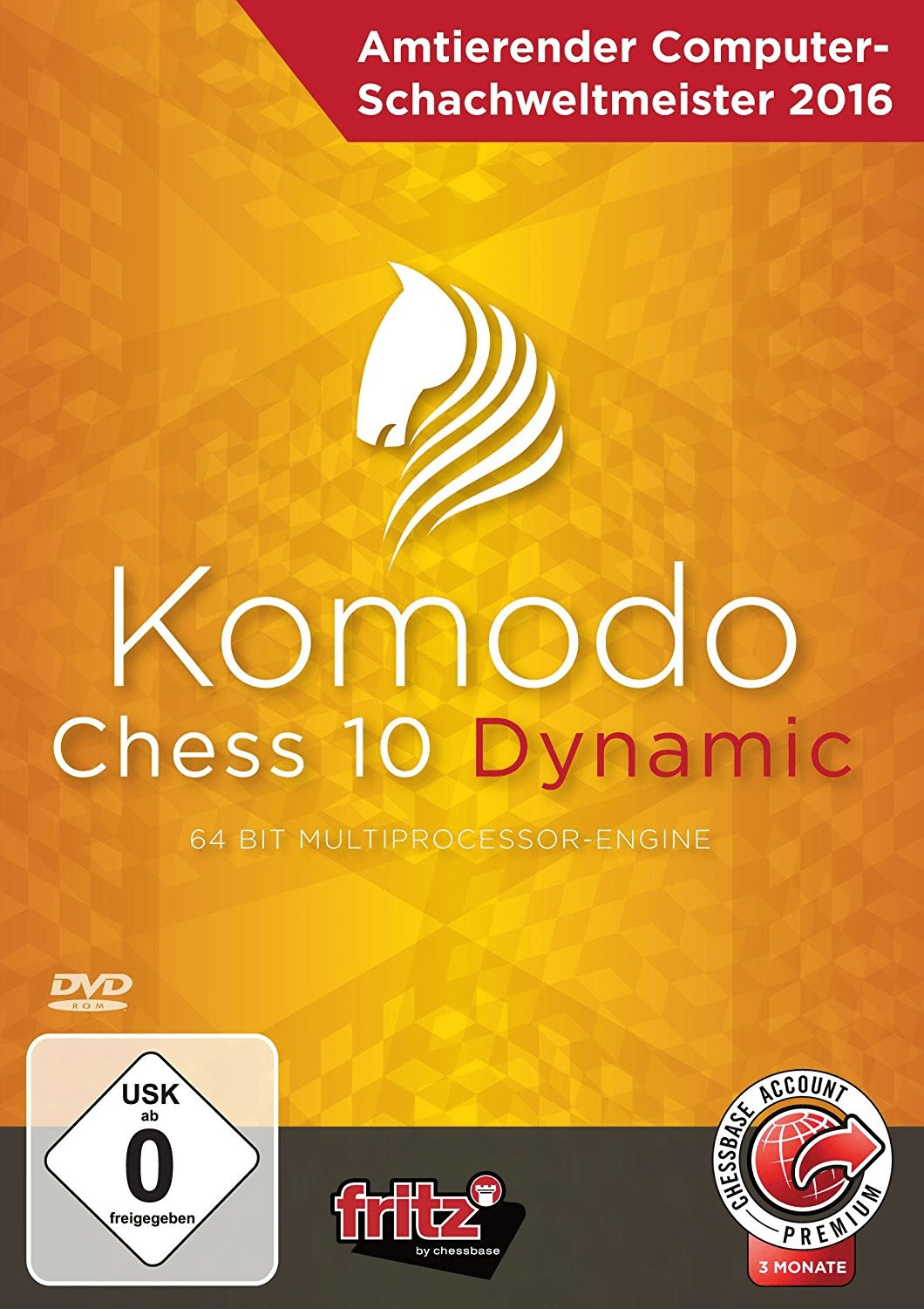 Komodo Chess 10: Dynamic (PC)