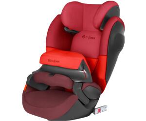 Auto Kindersitz Pallas 2 Fix, Silver Line, Rumba Red rot Gr