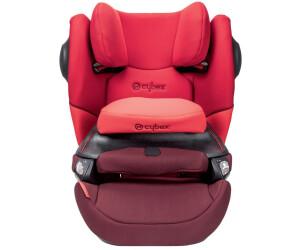 Buy Cybex Pallas M Fix Sl Rumba Red From 12995 Best Deals On