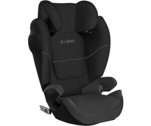 buy cybex solution m fix sl pure black from today best deals on. Black Bedroom Furniture Sets. Home Design Ideas