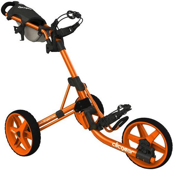 Clicgear Industries Clicgear 3.5 Trolley all orange