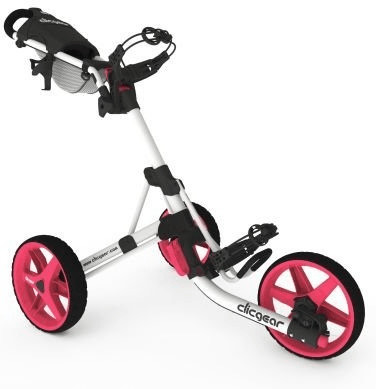 Clicgear Industries Clicgear 3.5 Trolley arctic/pink