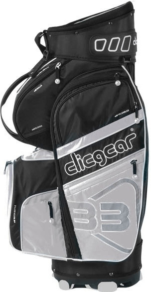 Clicgear Industries B3 Cartbag silver