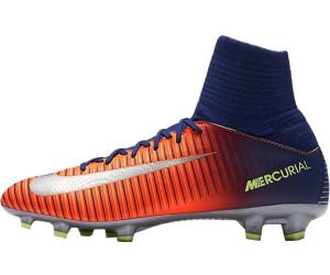 Nike Jr. Mercurial Superfly V FG Deep Royal Blue/total ...