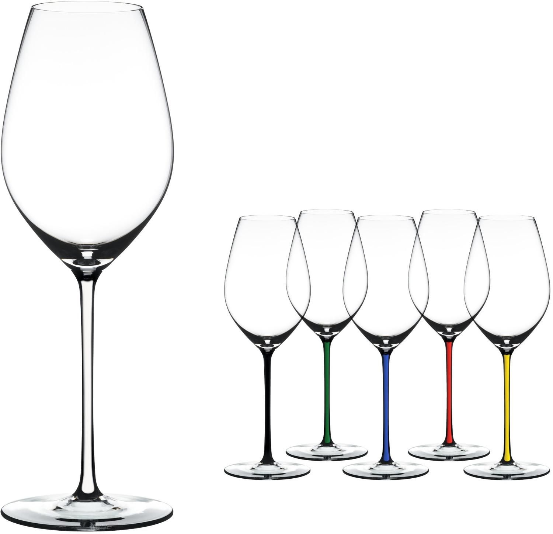 Riedel Champagner Wein Glas weiß