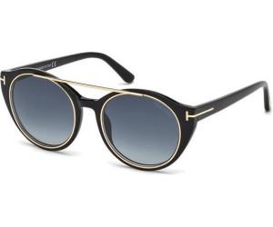 Tom Ford Sonnenbrille FT0383 01W Sonnenbrille Damen YTKLj