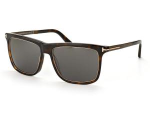 Tom Ford Herren Sonnenbrille »Karlie FT0392«, braun, 52J - braun/braun