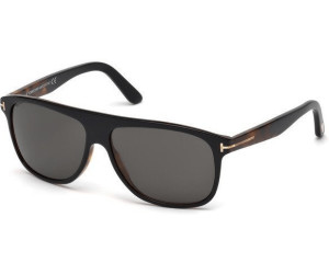 Tom Ford Herren Sonnenbrille »Inigo FT0501«, schwarz, 05A - schwarz/grau