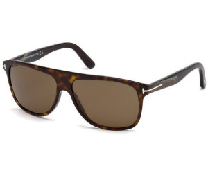 Tom Ford Herren Sonnenbrille »Inigo FT0501«, braun, 52E - braun/braun