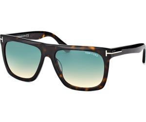 Tom Ford Sonnenbrille »Morgan FT0513«, braun, 52W - braun/blau