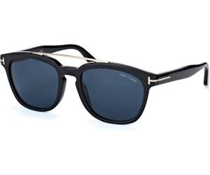 Tom Ford Herren Sonnenbrille »Holt FT0516«, schwarz, 01A - schwarz/grau
