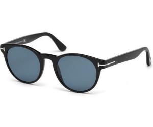 Tom Ford Sonnenbrille »Palmer FT0522«, schwarz, 01V - schwarz/blau