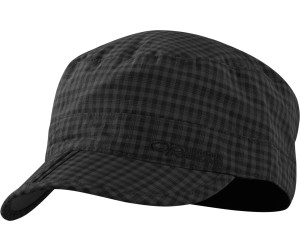 Buy Outdoor Research Radar Pocket Cap black check from £15.95 – Best ... 7f595c8a9d6d