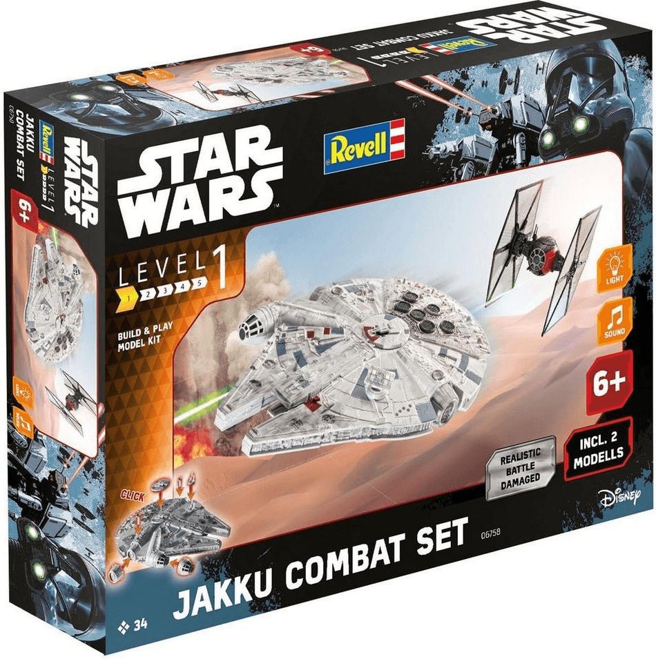 Revell Build & Play Jakku Combat Set (06758)
