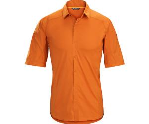 Arc'teryx Elaho Shirt SS Men's rooibos