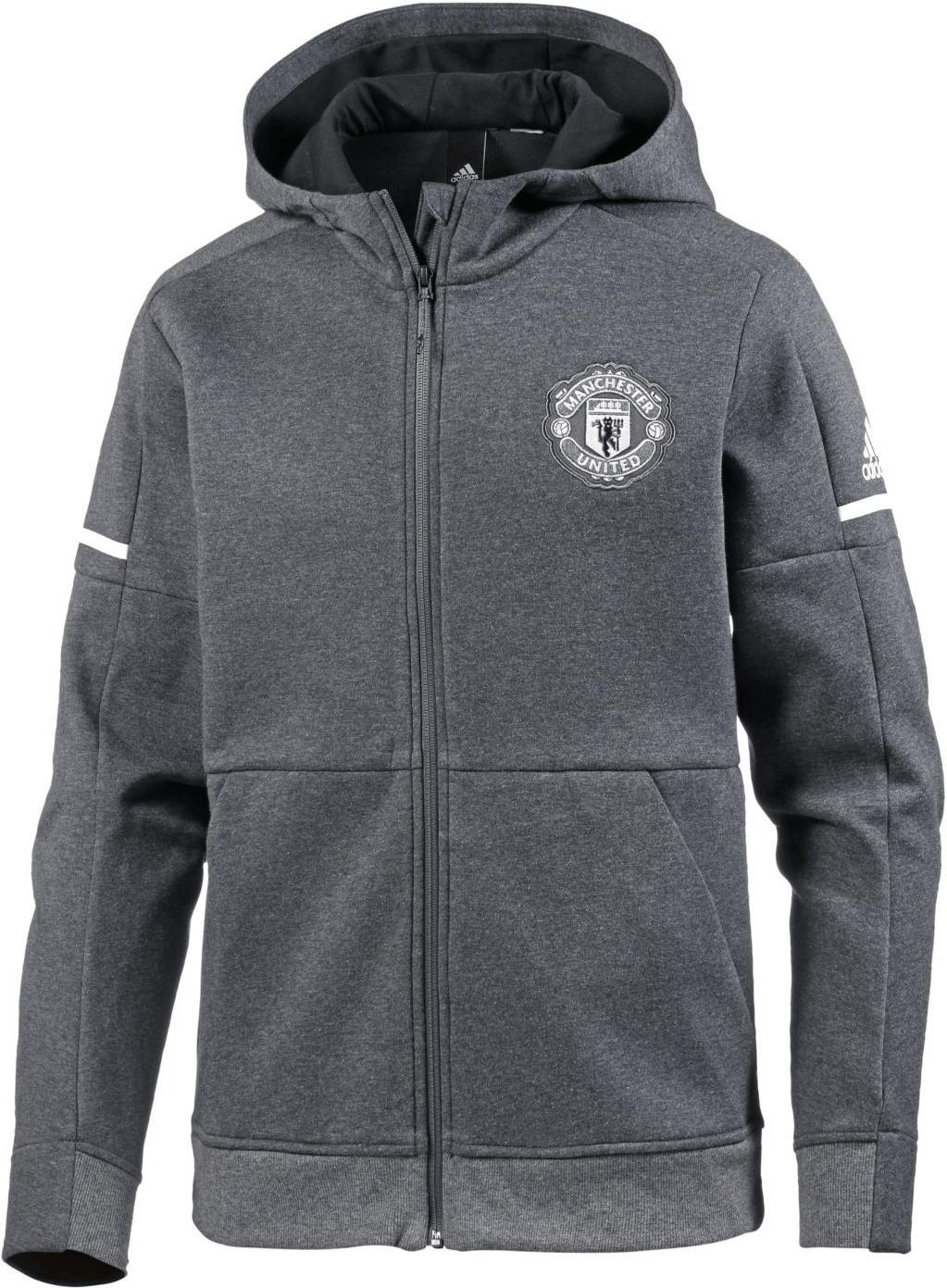 Adidas Manchester United Anthem Squad Kapuzenjacke