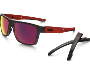 baa3b64870 Buy Oakley Crossrange OO9361-0557 (black ink prizm road) from £83.12 ...