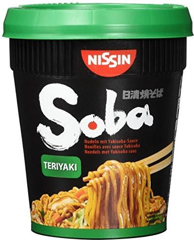 Nissin Soba Teriyaki (90g)