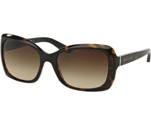 Ralph Lauren Damen Sonnenbrille » RL8134«, schwarz, 526087 - schwarz/grau