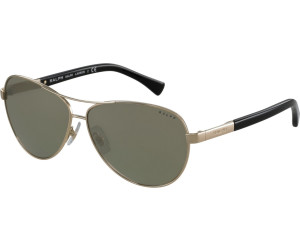 Ralph RA4116 Sonnenbrille Gold / Schwarz 31335A 60mm 2lYvwy1