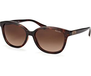 RALPH Ralph Damen Sonnenbrille » RA5222«, braun, 1378T5 - braun/braun
