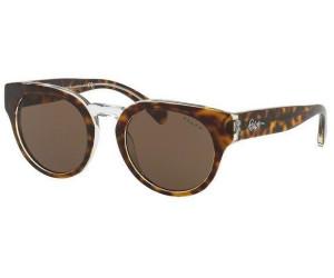 RALPH Ralph Damen Sonnenbrille » RA5227«, schwarz, 3164T3 - schwarz/grau