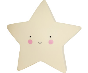 Image of A Little Lovely Company Nachtlicht ministar gelb